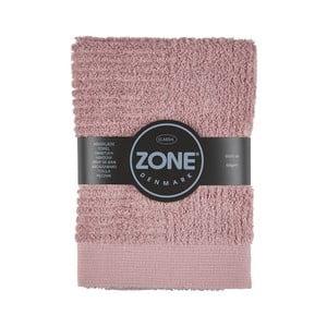 Classic rózsaszín törölköző, 50x70 cm - Zone