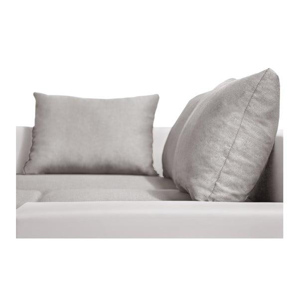 Aventure bézs kanapé, bal oldalas - Interieur De Famille Paris