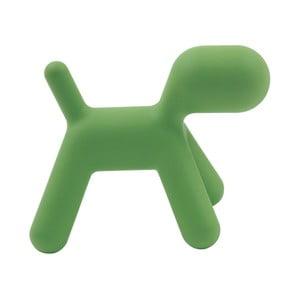 Puppy zöld szék, hossza 70 cm - Magis