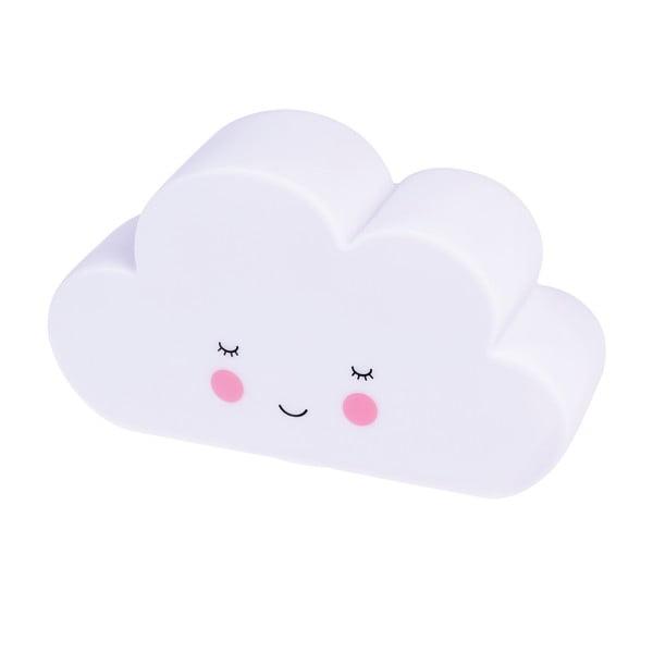 Cloud éjjeli lámpa - Rex London