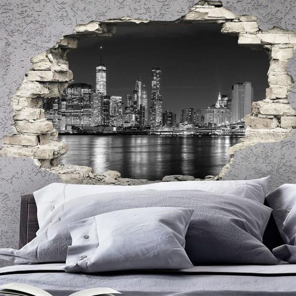 New York Hole öntapadós matrica - Ambiance