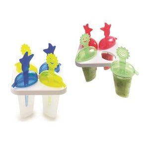 Mister 8 db jégkrém készítő forma, állvánnyal - Snips