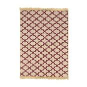 Ya Rugs Tee piros szőnyeg, 60 x 90 cm