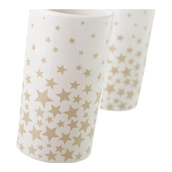 Star kerámia pohár és szappanadagoló szett - Unimasa