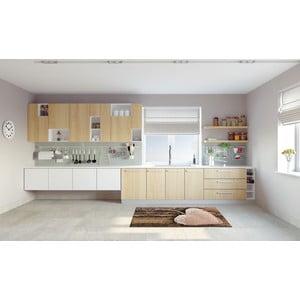 Coure rendkívül ellenálló konyhai szőnyeg, 60 x 115 cm - Webtappeti