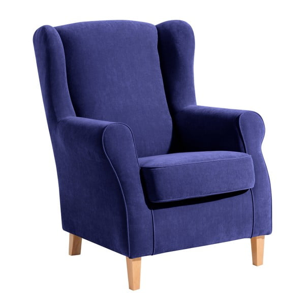 Lorris kék füles fotel - Max Winzer