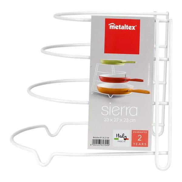 Sierra serpenyőtartó állvány - Metaltex