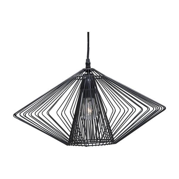 Modo fekete függőlámpa - Kare Design