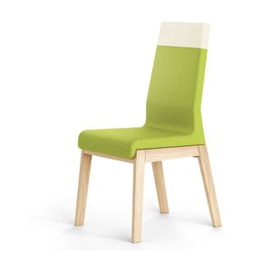 Kyla Two zöld tölgyfa szék - Absynth
