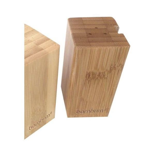 Pozole bambusz só- és borstartó - Bambum