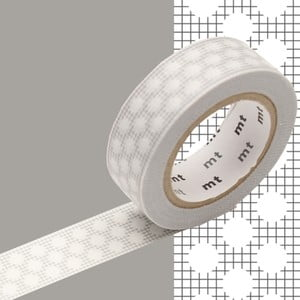 Reine washi dekortapasz, hosszúság 10 m - MT Masking Tape