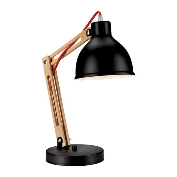 Marcello fekete asztali lámpa - Lamkur