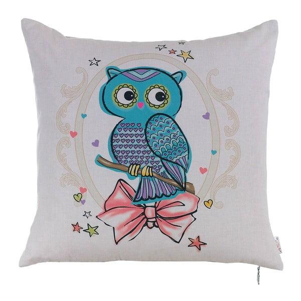 Kids Owl párnahuzat - Apolena