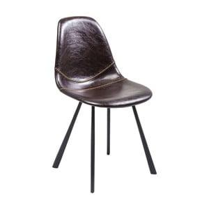 Lounge barna étkezőszék, 2 db - Kare Design