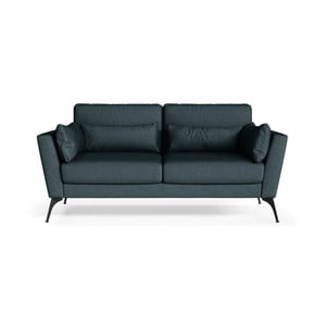 SUSAN kék kétszemélyes kanapé - Marie Claire