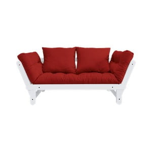 Beat White/Red variálható kanapé - Karup