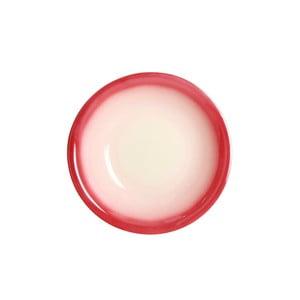 Stardust leveses tányér piros peremmel, ⌀ 25 cm - Brandani