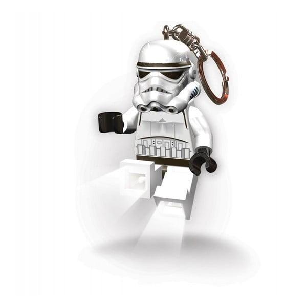 Star Wars Stormtrooper világító kulcstartó - LEGO®