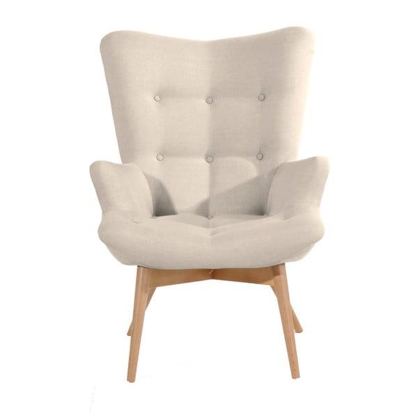 Aiko bézs fotel - Max Winzer