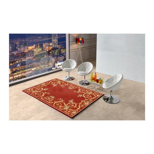Izmir piros-sárga szőnyeg, 133 x 190 cm - Universal