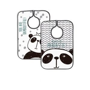 Panda 2 darab előke - Little Nice Things