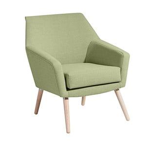 Alegro Line zöld fotel - Max Winzer