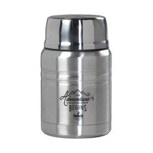 Rozsdamentes termosz levesre, kanállal, 500 ml - Gentlemen's Hardware