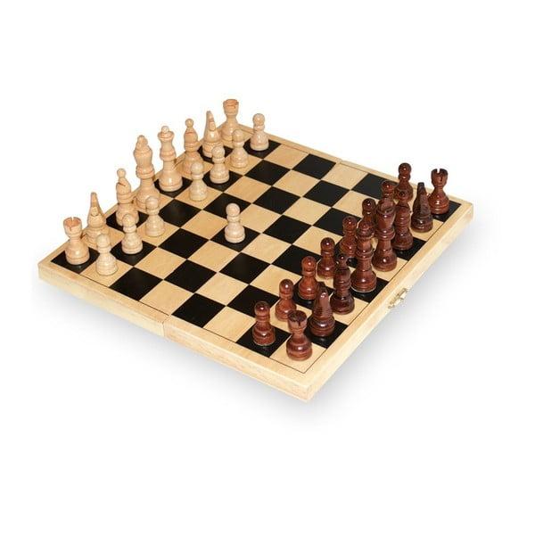 Chess sakk készlet fából - Legler