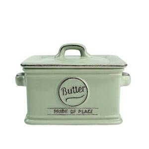 Pride Of Place zöld kerámia vajtartó - T&G Woodware