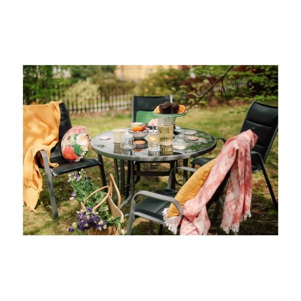Ridge fém kerti bútor garnitúra - Timpana