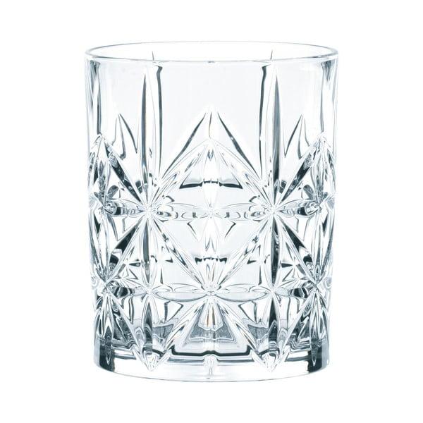 Highland 4 db-oswhiskys kristálypohár szett, 345 ml - Nachtmann