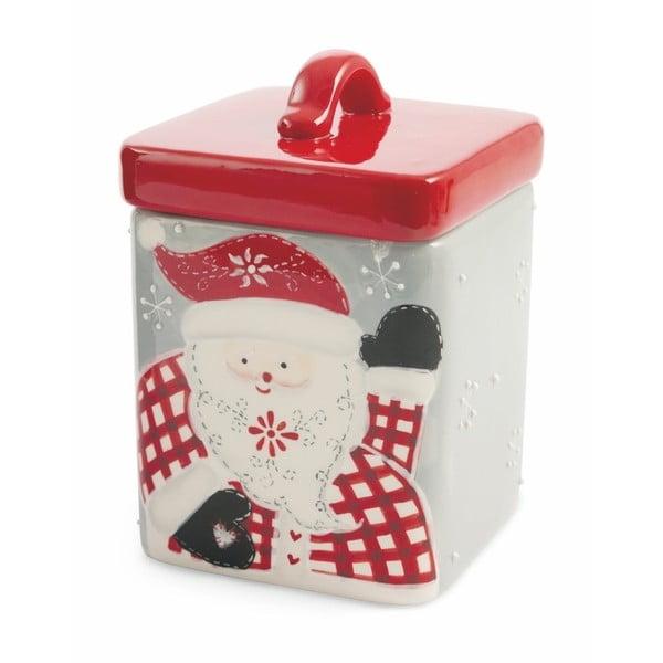 Jingle Barattolo Babbo Natale karácsonyi doboz - Villa d'Este