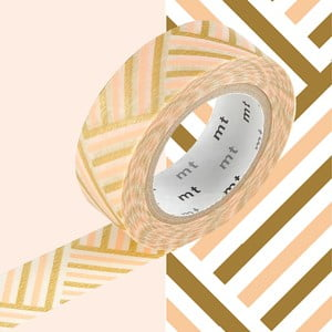 Cornelie washi dekortapasz, hosszúság 10 m - MT Masking Tape