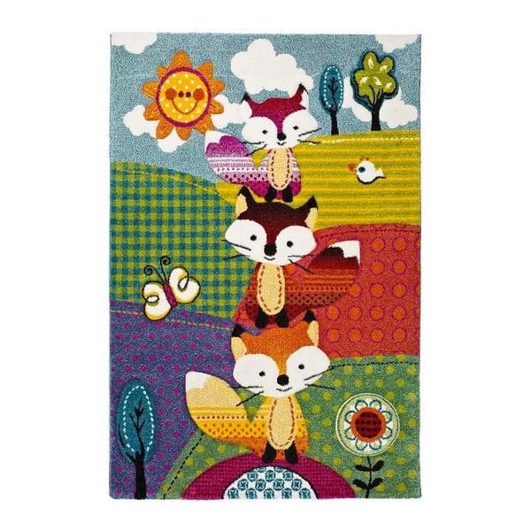 Foxes gyerekszőnyeg, 120 x 170 cm - Universal