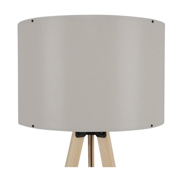 Aiden állólámpa, fehér lámpabúrával