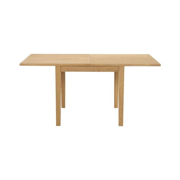 Jackson bővíthető asztal tölgyfa lábszerkezettel - Actona