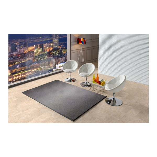 Boras szürke szőnyeg, 57 x 110 cm - Universal