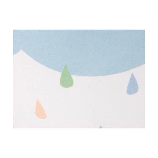 Színes gyerek puff, 40 x 40 cm - KICOTI