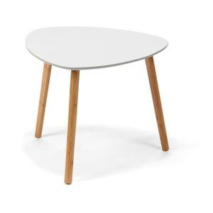 Viby világosszürke dohányzóasztal - loomi.design