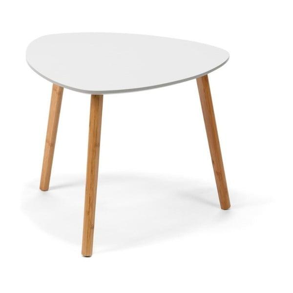 Viby világos szürke dohányzóasztal - loomi.design