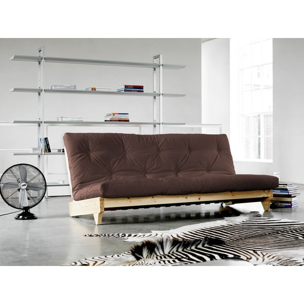 Fresh Raw/Brown kinyitható kanapé - Karup