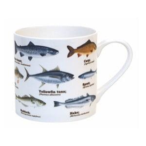 Mulri Fish kék bögre - Gift Republic