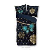 Pure Lavanya egyszemélyes ágyneműhuzat garnitúra mikroperkálból, 140 x 200 cm - Muller Textiels