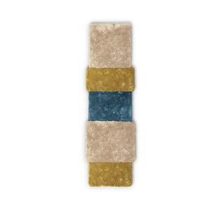 Over Stripe barna-kék szőnyeg - EMKO