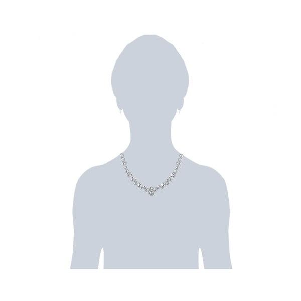 Hortense nyaklánc Swarovski kristályokkal - Lilly&Chloe
