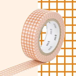 Ida dekortapasz, hossza 10 m - MT Masking Tape