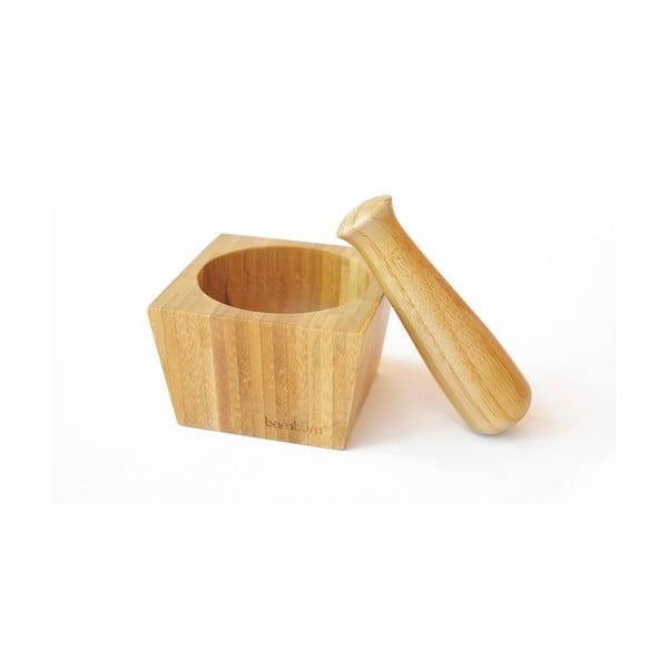 Cotta mozsár bambuszból - Bambum