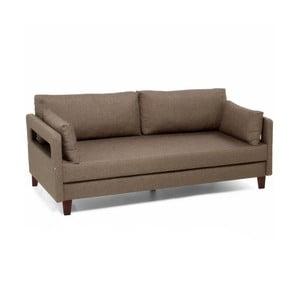 Home Hannah barna kinyitható kanapé - Balcab