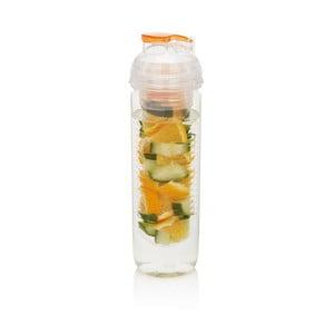 Trita narancssárga palack szűrővel - XD Design
