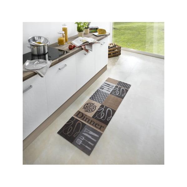Dinner konyhai futószőnyeg, 50 x 150 cm - Hanse Home